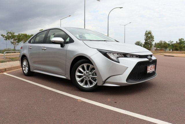 Pre-Owned Toyota Corolla Mzea12R Ascent Sport Palmerston, 2019 Toyota Corolla Mzea12R Ascent Sport Silver Pearl 10 Speed Constant Variable Sedan