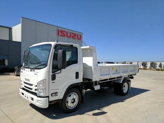 New Isuzu N Series Derrimut, 2021 Isuzu N Series NQR 87/80-190 Tipper Automated Manual Transmission