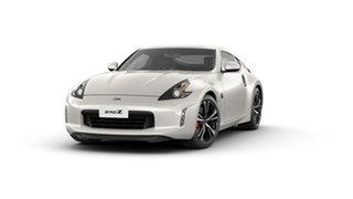 2021 Nissan 370Z Z34 MY20 Shiro White 6 Speed Manual Coupe.