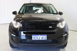 2015 Land Rover Discovery Sport L550 16MY Td4 HSE Black 9 Speed Sports Automatic Wagon