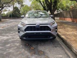 2019 Toyota RAV4 Axah52R GX 2WD Silver 6 Speed Constant Variable Wagon Hybrid