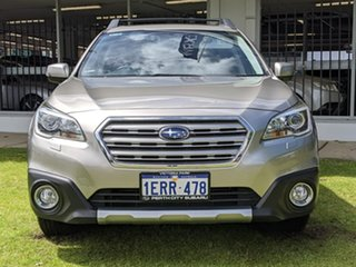 2015 Subaru Outback B6A MY16 2.5i CVT AWD Premium Brown 6 Speed Constant Variable Wagon.
