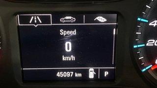 2018 Holden Colorado RG MY19 LS Pickup Crew Cab Black 6 Speed Sports Automatic Utility