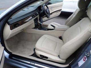 2009 BMW 320d Blue Automatic Coupe