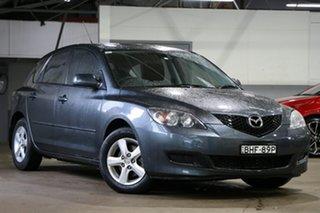 2008 Mazda 3 BK MY06 Upgrade Neo 4 Speed Auto Activematic Hatchback.