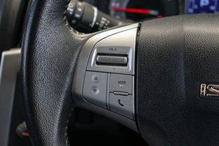 2013 Isuzu MU-X UC LS-U (4x4) 5 Speed Automatic Wagon