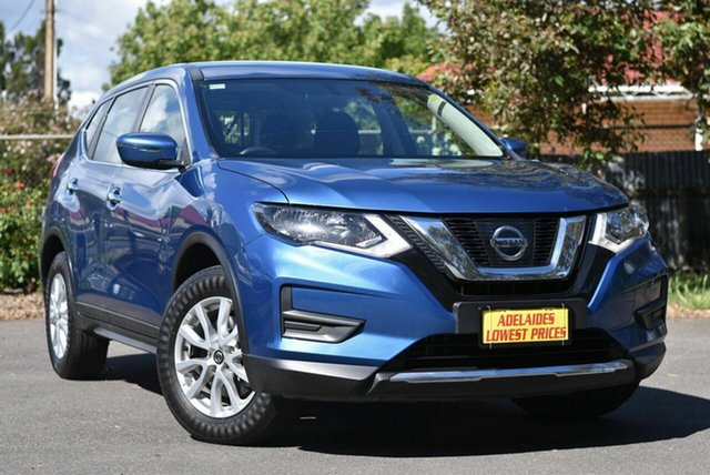 Used Nissan X-Trail T32 Series II TS X-tronic 4WD Melrose Park, 2019 Nissan X-Trail T32 Series II TS X-tronic 4WD Blue 7 Speed Constant Variable Wagon
