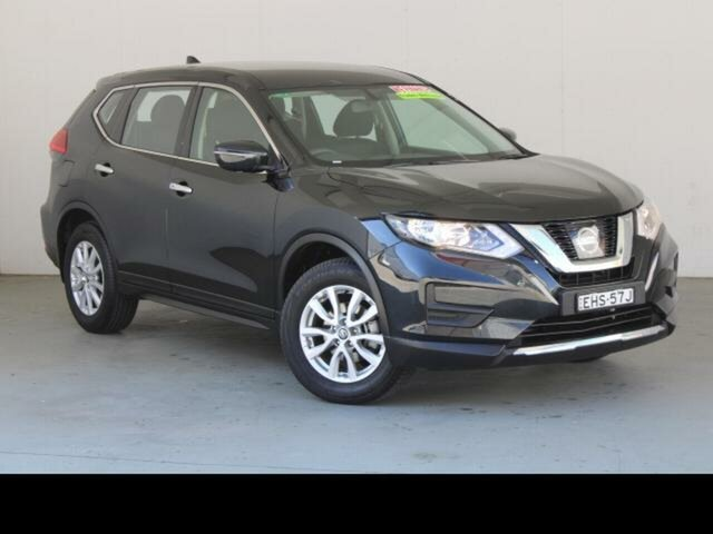 Used Nissan X-Trail T32 Series 2 ST (2WD) Belconnen, 2019 Nissan X-Trail T32 Series 2 ST (2WD) Black Continuous Variable Wagon