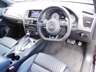 2014 Audi SQ5 8R MY15 TDI Tiptronic Quattro H8h8 Panther Black 8 Speed Sports Automatic Wagon.