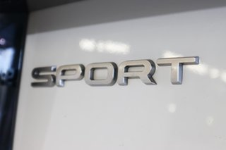 2018 Land Rover Discovery Sport L550 18MY TD4 110kW SE White 9 Speed Sports Automatic Wagon