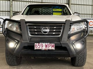 2016 Nissan Navara D23 RX White 7 Speed Sports Automatic Cab Chassis