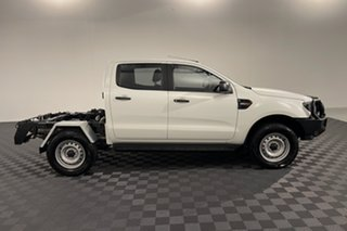 2018 Ford Ranger PX MkII 2018.00MY XL Plus White 6 speed Automatic Cab Chassis