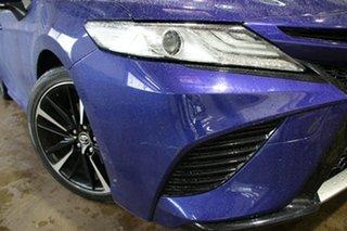 2019 Toyota Camry ASV70R SX Lunar Blue 6 Speed Automatic Sedan.