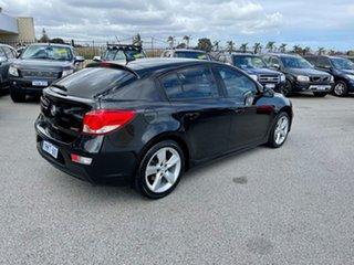 2015 Holden Cruze JH MY15 SRi V Black 6 Speed Automatic Sedan