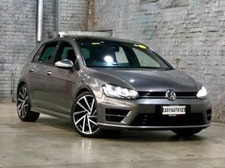 2016 Volkswagen Golf VII MY16 R DSG 4MOTION Grey 6 Speed Sports Automatic Dual Clutch Hatchback.