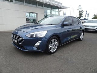 2019 Ford Focus SA 2019.75MY Trend Blue Metallic 8 Speed Automatic Hatchback.