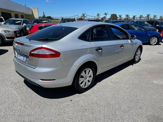 2009 Ford Mondeo MB LX Silver 6 Speed Automatic Wagon