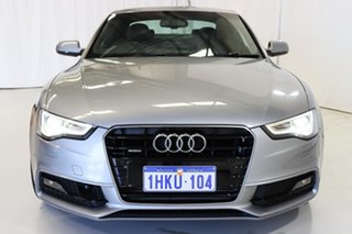 2016 Audi A5 8T MY16 S Line Plus S Tronic Quattro Silver 7 Speed Sports Automatic Dual Clutch Coupe