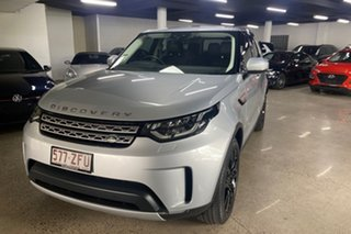 2018 Land Rover Discovery Series 5 L462 MY18 HSE Silver 8 Speed Sports Automatic Wagon
