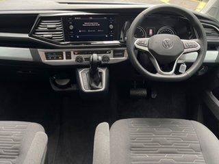 2021 Volkswagen Multivan T6.1 MY21 TDI340 SWB DSG Comfortline Premium Black 7 Speed