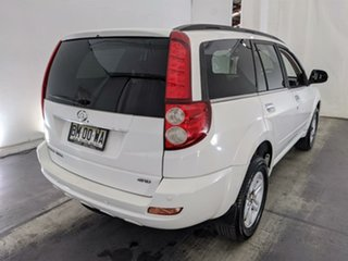 2011 Great Wall X240 CC6461KY White 5 Speed Manual Wagon