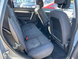 2010 Holden Captiva CG Series II 7 SX (FWD) Grey 6 Speed Automatic Wagon