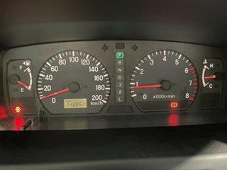 2005 Mitsubishi Challenger PA MY05 Silver 4 Speed Automatic Wagon