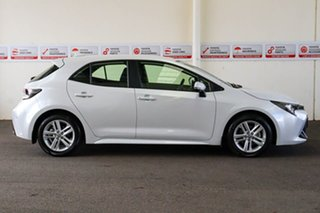 2021 Toyota Corolla Mzea12R Ascent Sport Frosted White 10 Speed Constant Variable Hatchback
