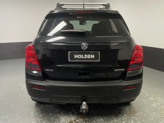 2015 Holden Trax TJ MY15 Active Black 6 Speed Automatic Wagon