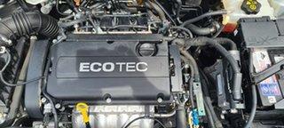 2011 Holden Cruze JG CDX 6 Speed Sports Automatic Sedan.