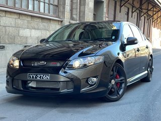 2012 Ford Performance Vehicles F6 FG Mk II Black 6 Speed Sports Automatic Sedan.