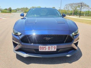 2018 Ford Mustang FN 2019MY GT Kona Blue 6 Speed Manual Fastback.