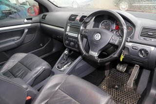 2007 Volkswagen Golf V MY07 GTI DSG Red 6 Speed Sports Automatic Dual Clutch Hatchback