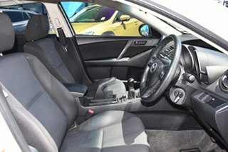 2010 Mazda 3 BL10F1 Neo White 6 Speed Manual Hatchback