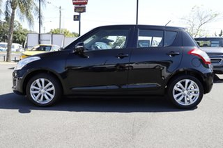 2016 Suzuki Swift FZ MY15 GL Navigator Black 5 Speed Manual Hatchback.