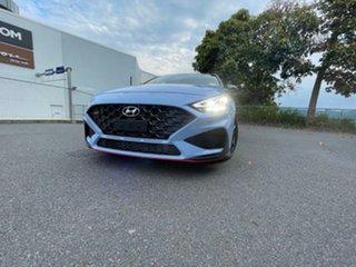 2021 Hyundai i30 Pde.v4 MY22 N Performance Blue 6 Speed Manual Hatchback.