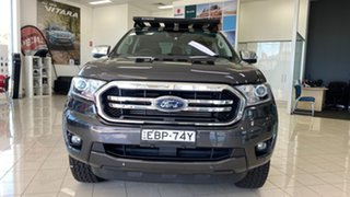 2019 Ford Ranger PX MkIII 2019.00MY XLT Grey 6 Speed Sports Automatic Double Cab Pick Up.