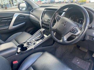 2019 Mitsubishi Pajero Sport QE MY19 Black Edition Starlight 8 Speed Sports Automatic Wagon.