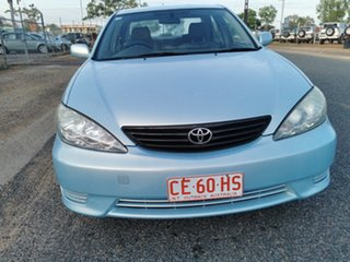 2005 Toyota Camry ACV36R MY06 Altise Limited Light Blue 4 Speed Automatic Sedan.