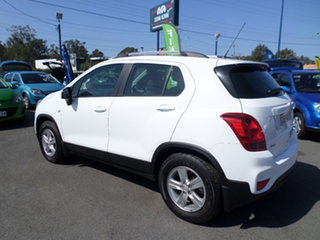 2017 Holden Trax LS Turbo White Automatic Wagon