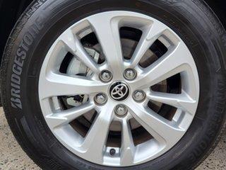 2020 Toyota Yaris Cross MXPB10R GX 2WD Black 10 Speed Constant Variable Wagon.