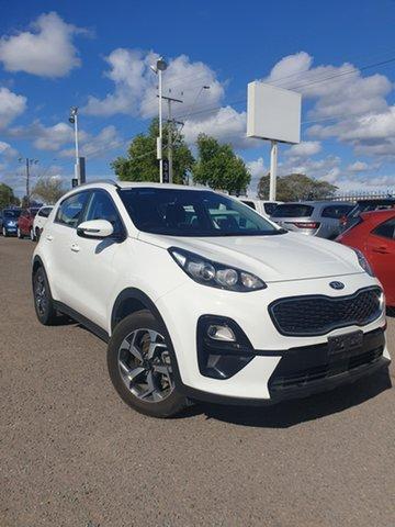 Used Kia Sportage QL MY19 Si 2WD Hillcrest, 2019 Kia Sportage QL MY19 Si 2WD White 6 Speed Sports Automatic Wagon