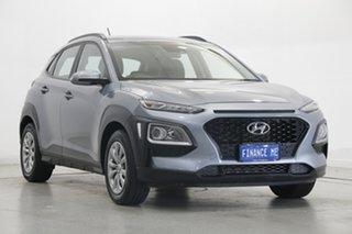 2020 Hyundai Kona OS.3 MY20 Active 2WD Silver 6 Speed Sports Automatic Wagon