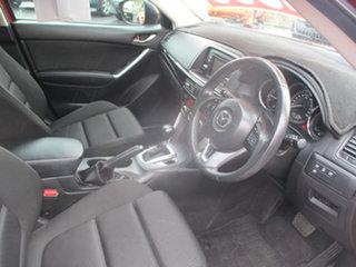 2014 Mazda CX-5 MY13 Upgrade Maxx Sport (4x4) Burgundy 6 Speed Automatic Wagon