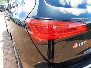 2014 Audi SQ5 8R MY15 TDI Tiptronic Quattro H8h8 Panther Black 8 Speed Sports Automatic Wagon