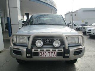 2002 Toyota Landcruiser HDJ100R GXL Advantage (4x4) Silver 4 Speed Automatic Wagon