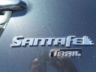 2011 Hyundai Santa Fe Blue Automatic Wagon