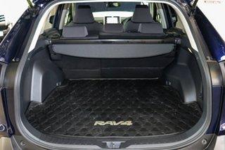 2020 Toyota RAV4 Mxaa52R GXL 2WD Saturn Blue 10 Speed Constant Variable Wagon
