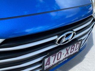 2016 Hyundai Elantra AD MY17 Active Blue 6 Speed Sports Automatic Sedan