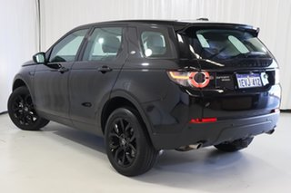 2015 Land Rover Discovery Sport L550 16MY Td4 HSE Black 9 Speed Sports Automatic Wagon.